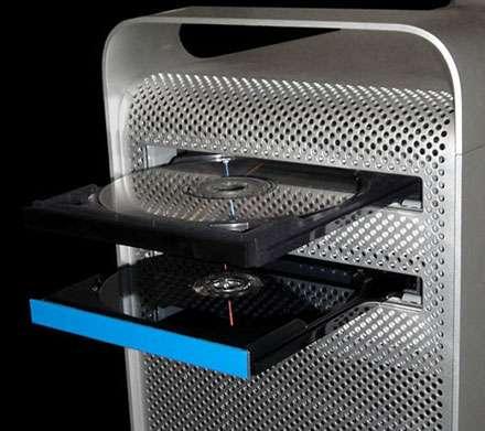 First Internal Blu-ray Burner For Mac