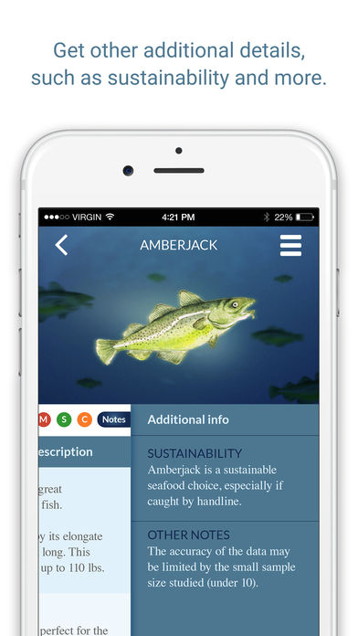 Sustainable Aquatic Apps