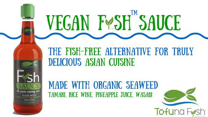 Vegan fish sauce fish sauce for Vegan fish sauce