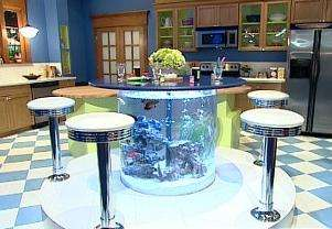 Fish Tank Table