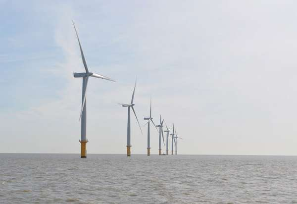 Massive Offshore Wind Farms