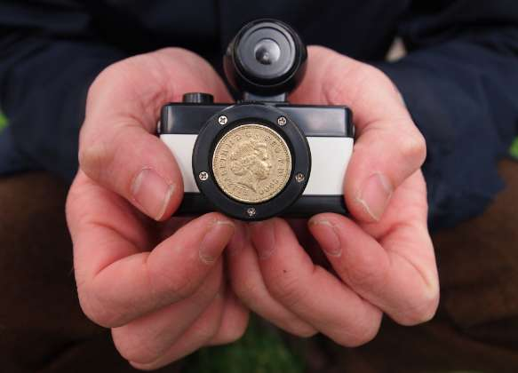 Pocket-Sized Distortion Lenses