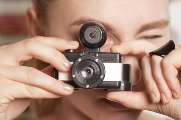 Miniature Wide Angle Cameras
