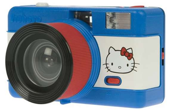 Fisheye One Hello Kitty Edition Camera