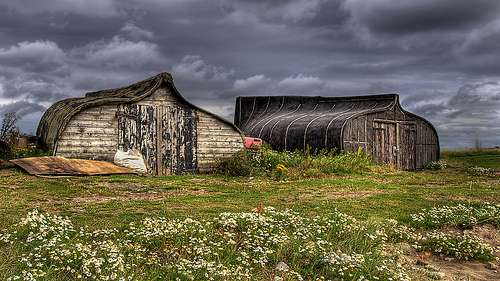 Fishing Boat Buildings