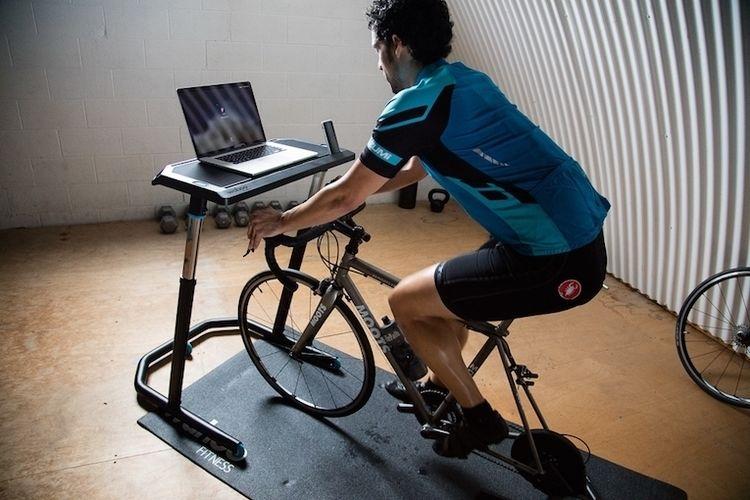 Stationary Cyclist Desks