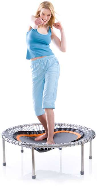 Fitness Training Trampoline