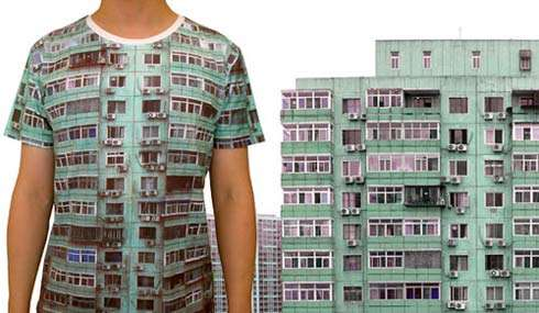 Graphic Apartment Shirts