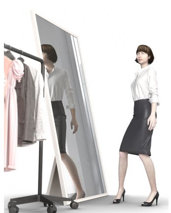 Advanced Virtual Fitting Rooms