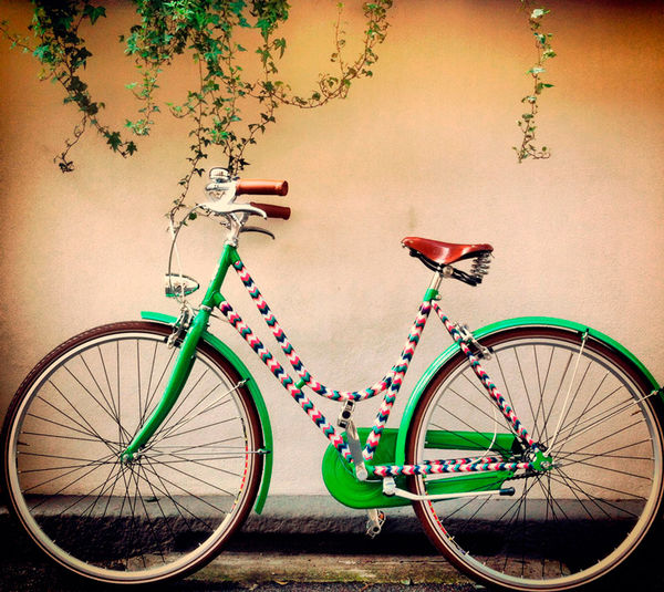 Personalized Bike Decals