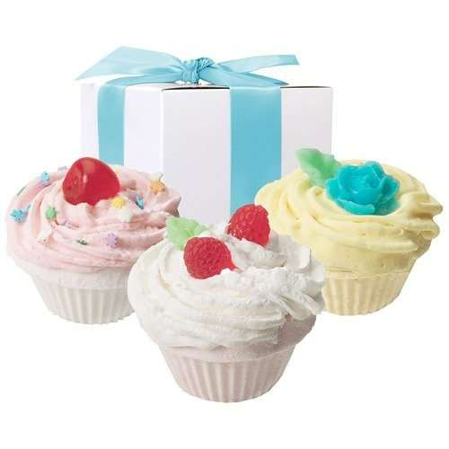 Washing With Cupcakes