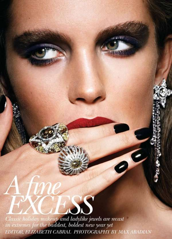 Holiday Jewelry Editorials