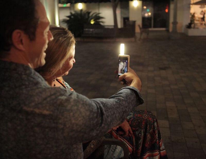 Camera Flash Phone Cases
