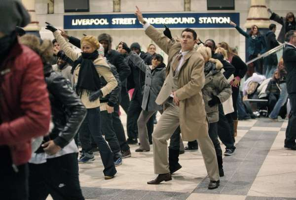 Guerrilla Flash Mob Campaigns