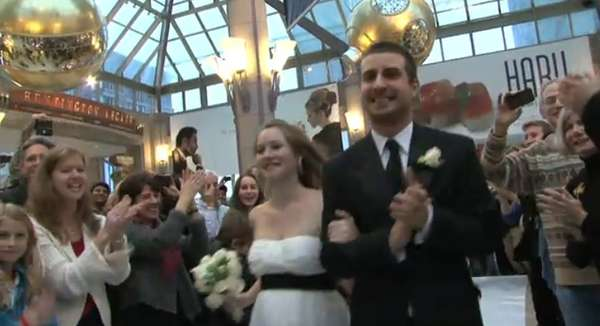 Viral Video Nuptials