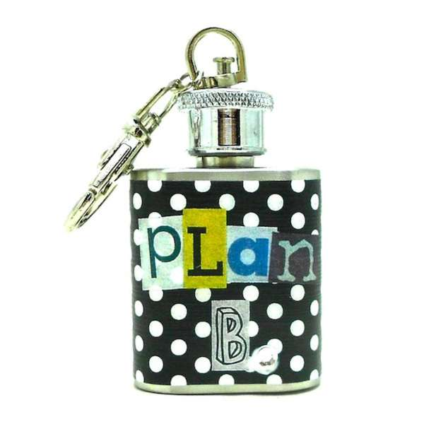 Flask Key Rings