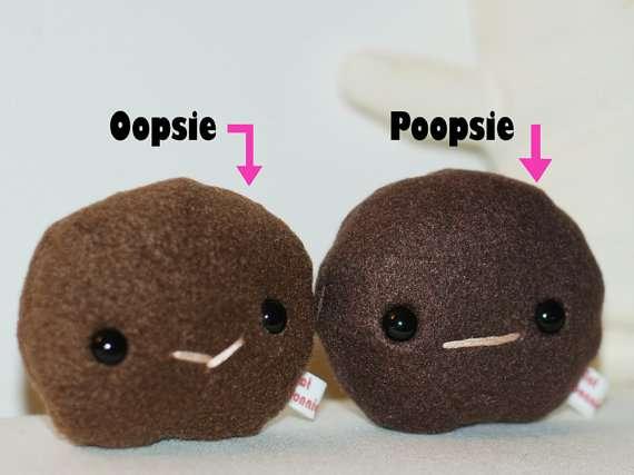Smiling Poop Toys