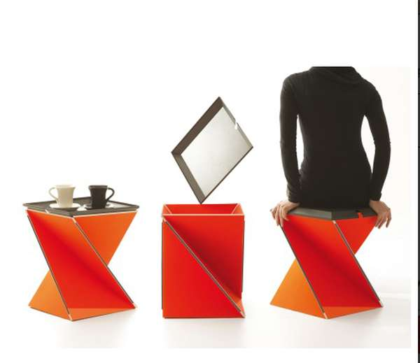Seating That Folds Flat