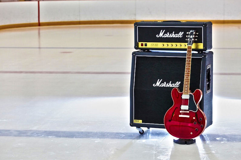 Anti-Slip Guitar Stands