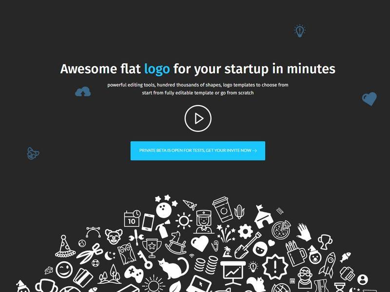Logo-Creating Startups