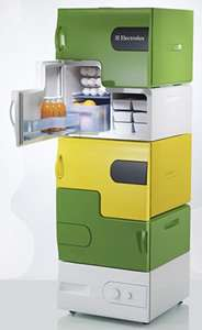 Cubby Refrigerators for Shared Spaces