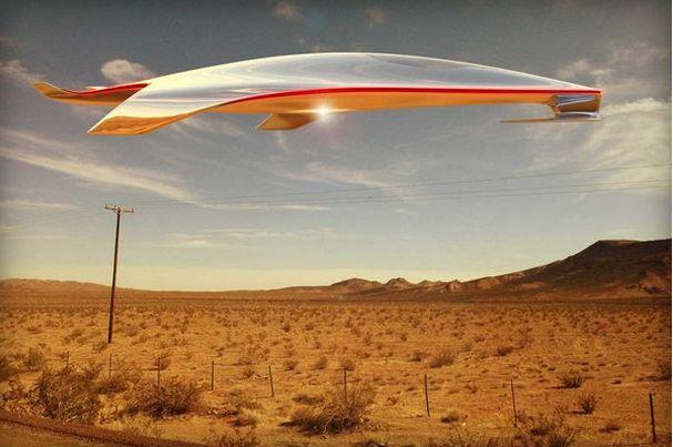Luxury Auto Spaceships