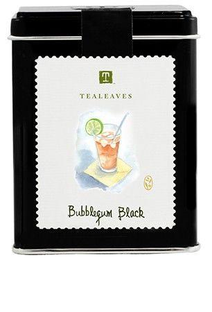 Bubblegum-Flavored Iced Teas