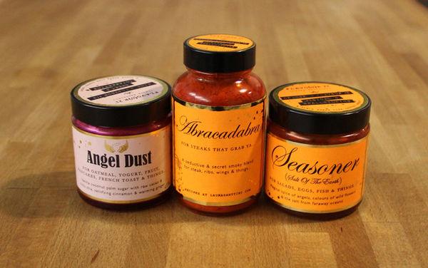 Spell-Binding Blended Spices