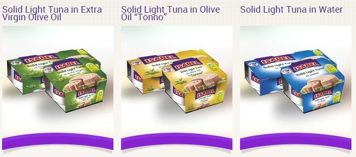 Ready-to-Eat Flavored Tuna