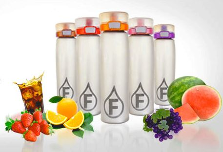 Scented Water Bottles
