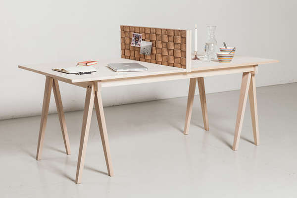 Adaptable Trivet Tables
