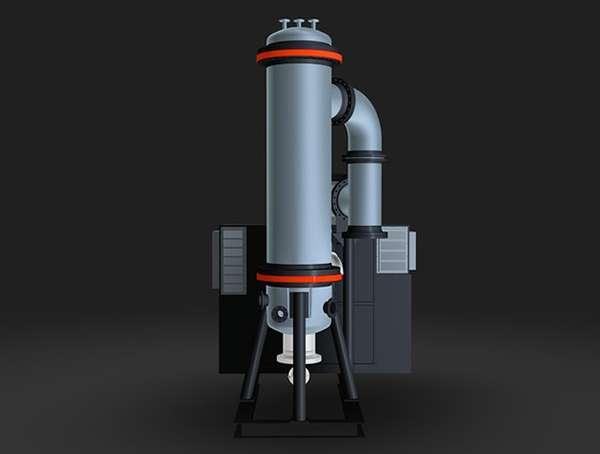 Garbage Gas Generators