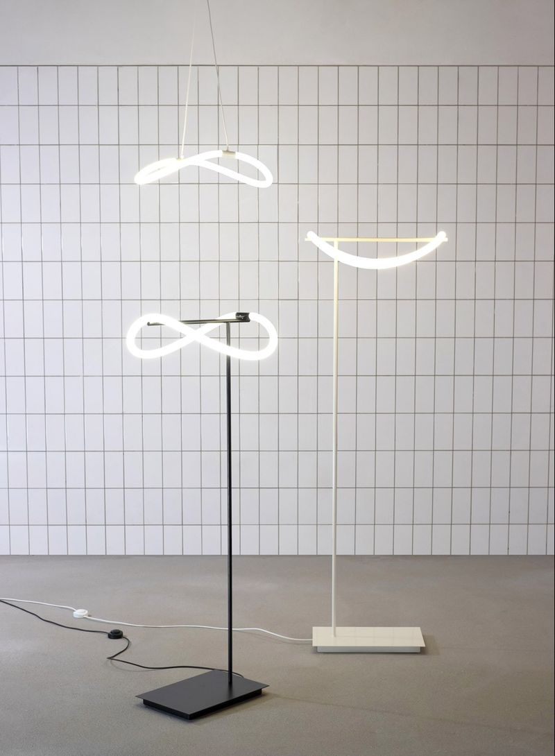 Infinite LED Lamps