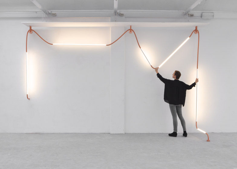 Flexible Tubular Light Fixtures