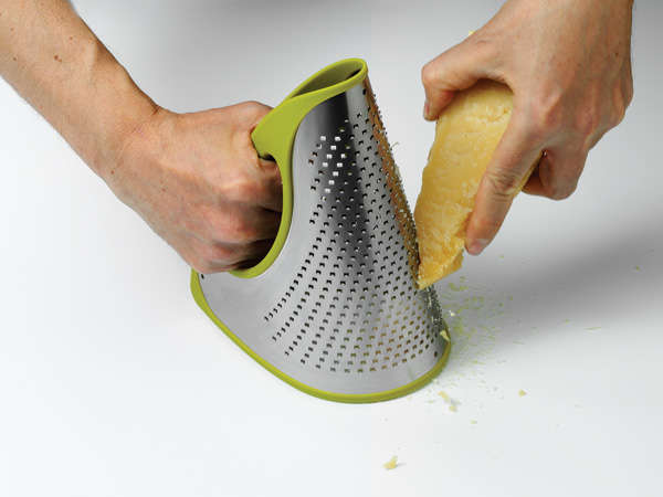 Bendable Food Graters