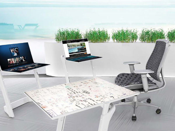 Convertible Computer Desks