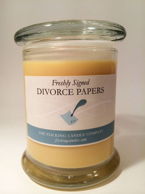 Dark Humor Candles