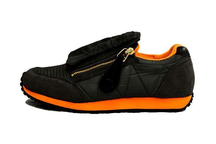 Flight Jacket Sneakers