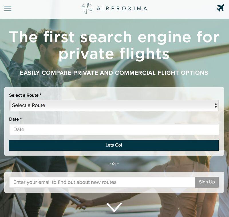 Private Flight Comparison Services