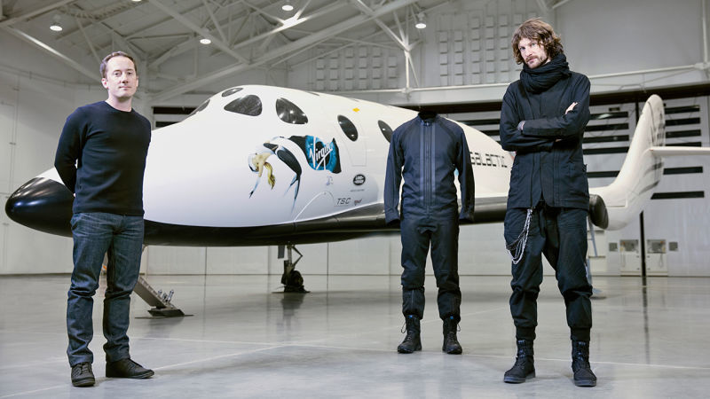 Space-Grade Fashion Collaborations