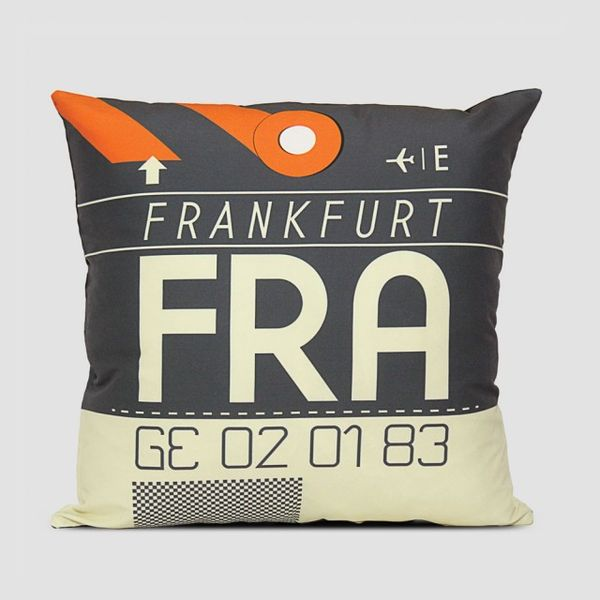 Luggage Label Cushions