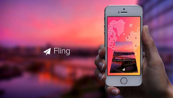 Randomized Photo Sharing Apps