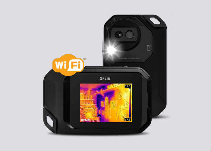Heat-Mapping Cameras