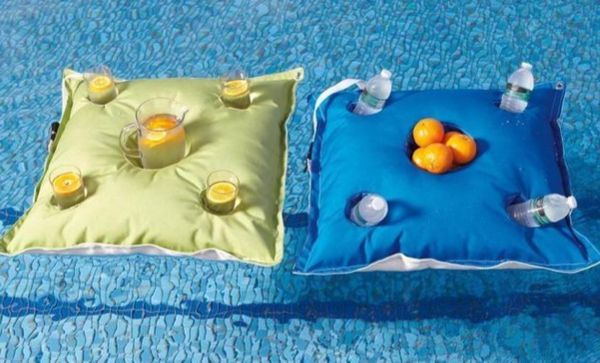 Beverage Caddy Pool Floats