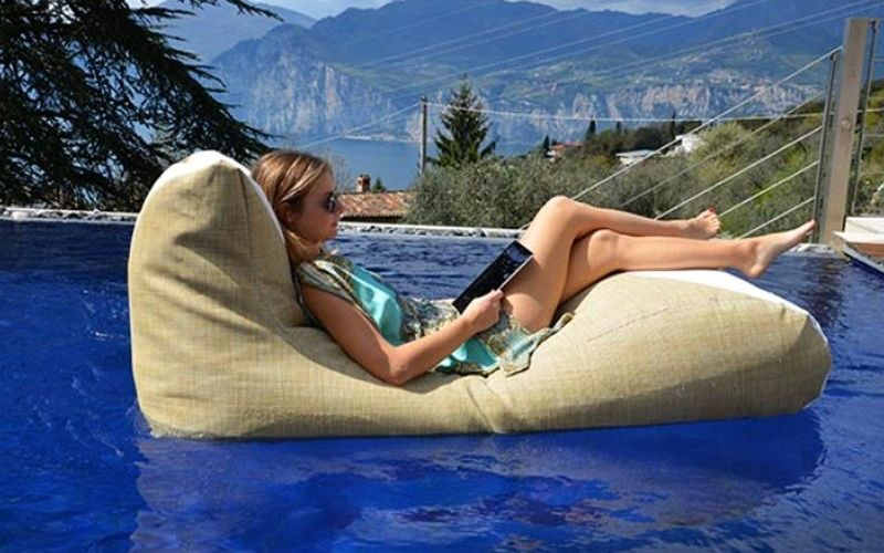 Floating Bean Bag Loungers