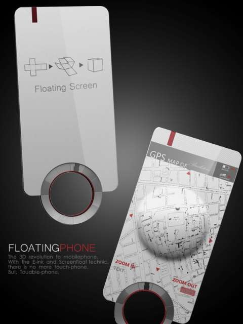 Floating Phone