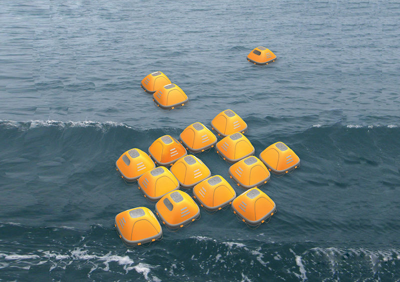 Floating Survival Houses