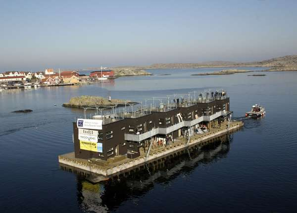 Floating Swedish Hotels