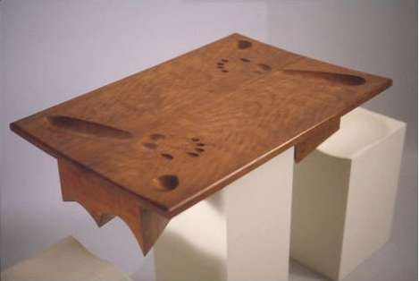 Armless Floating Tables