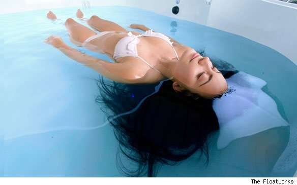 Weightless Water Relaxation